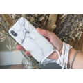 Marmerlook hoesje iPhone 7 / 8   Incl. koord