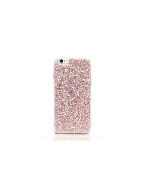 Smartphonehoesje Samsung S20 FE   Bling met glitters