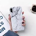 Smartphonehoesje Samsung  S20 FE | Marmerlook