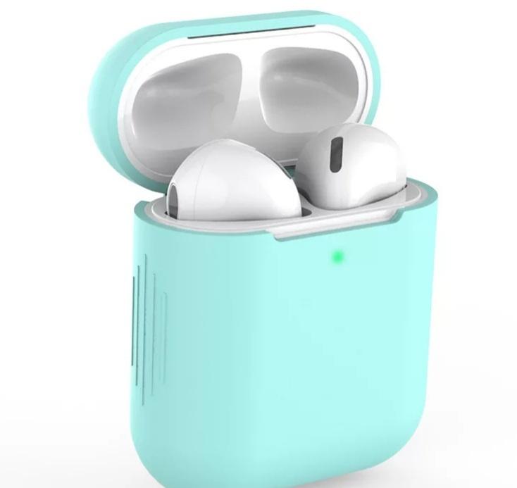 AirPods hoesje / case | Mintgroen