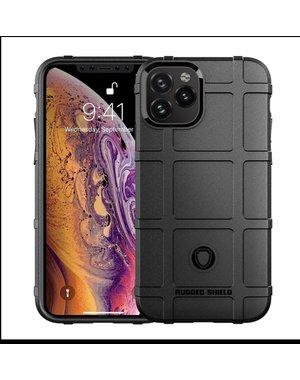 Smartphonehoesje iPhone X/XS | Shockproof | Zwart