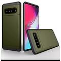 Smartphonehoesje Samsung S10 | Plus | Pasjesschuif