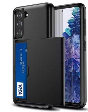 Smartphonehoesje Samsung 20 FE   Pasjesschuif