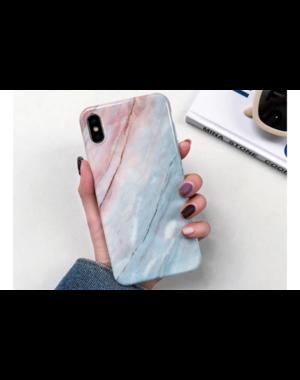Smartphonehoesje Samsung S20 FE  Marmerlook