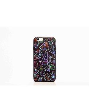 Smartphonehoesje iPhone 11 | Marvel (Avengers logo)