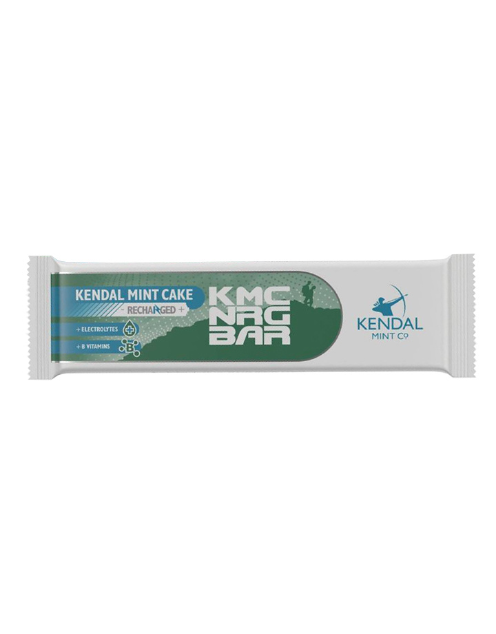 Kendal Mint Co Kendal Mint Cake Recharged Nrg Bar 85g
