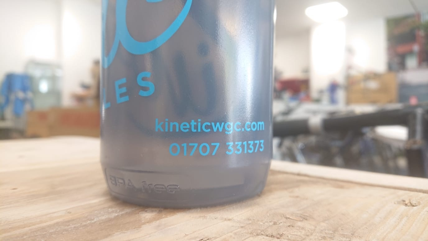 Kinetic Cycles Kinetic Cycles Bottle 600ML