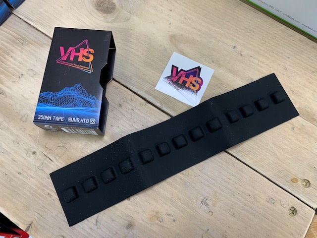 VHS VHS - Velocity Hucking System Chainstay Protector