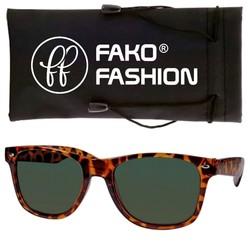 Fako Fashion® - Zonnebril - Wayfarer - Classic - Luipaard
