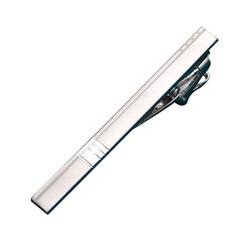 Fako Bijoux® - Dasspeld - Deluxe - Model Frederik - 60mm - Zilverkleurig