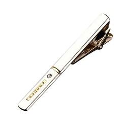 Fako Bijoux® - Dasspeld - Deluxe - Model Bjorn - 66mm - Goudkleurig