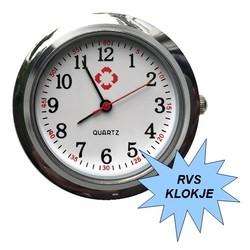 Fako® - Verpleegstershorloge - Uurwerk - RVS