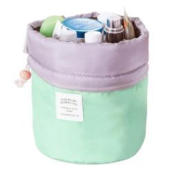 Fako Fashion® - Make Up Tas - Cosmetica Organizer - Reistas - Toilettas - Mintgroen