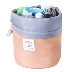 Fako Fashion® - Make Up Organizer / Reistas / Toilettas - Zalmroze