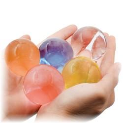 Fako Bijoux® - Waterparels - Water Absorberende Ballen - 30-40mm - Mix - 50 Stuks