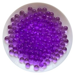 Fako Bijoux® - Waterparels - Water Absorberende Gelballetjes - 15-16mm - Paars - 50 Gram