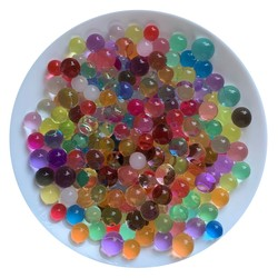 Fako Bijoux® - Waterparels - Water Absorberende Gelballetjes - 15-16mm - Mix - 50 Gram