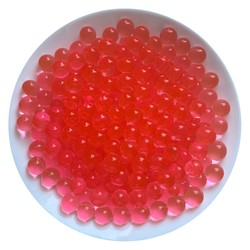 Fako Bijoux® - Orbeez - Waterabsorberende Balletjes - 15-16mm - Rood - 25 Gram