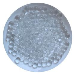Fako Bijoux® - Waterparels - Water Absorberende Gelballetjes - 15-16mm - Transparant - 50 Gram