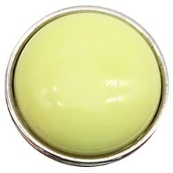 Fako Bijoux® - Click Button - Candy - Geel