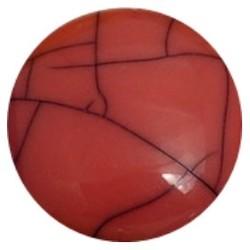 Fako Bijoux® - Click Button - Antiek - Bruin