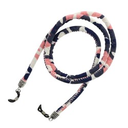 Fako Bijoux® - Brillenkoord - Camouflage - 6mm - 75cm - Roze