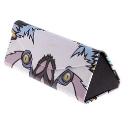 Fako Bijoux® - Brillenkoker - Opvouwbaar - 16x7x6.5cm - Wit