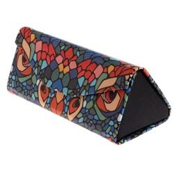 Fako Bijoux® - Brillenkoker - Opvouwbaar - 16x7x6.5cm - Animal
