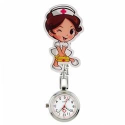Fako® - Verpleegstershorloge - Zusterhorloge - Zuster Verbanddoos