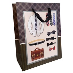 Fako Bijoux® - Cadeautasje - Geschenk Tas - Fashion Accessoires -  17.5x23x8.5cm - 2 Stuks