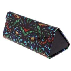 Fako Bijoux® - Brillenkoker - Opvouwbaar - 16x7x6.5cm - Jungle