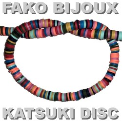 Fako Bijoux® - Katsuki Disc Kralen - Polymeer Kralen - Surf Kralen - Kleikralen - 6mm - 350 Stuks - Mix 8