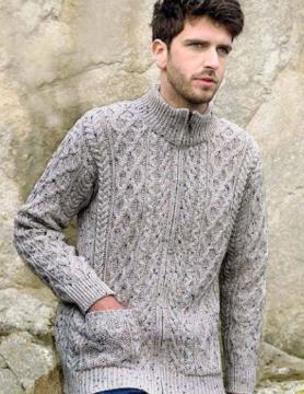Aran Crafts Sweater Aran crafts