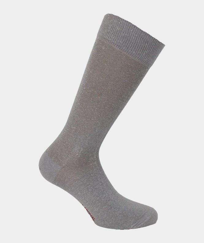 Labonal Socks men ligh grey