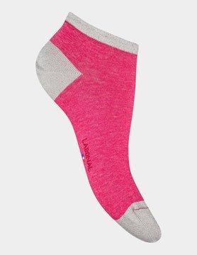 Labonal Socks women low Fuchsia