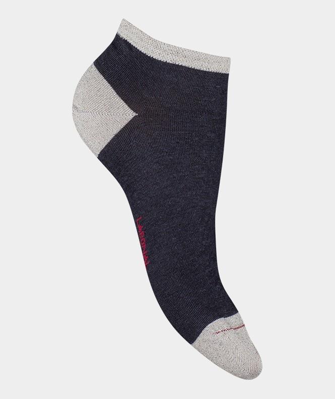 Labonal Dames lage sokken Marine