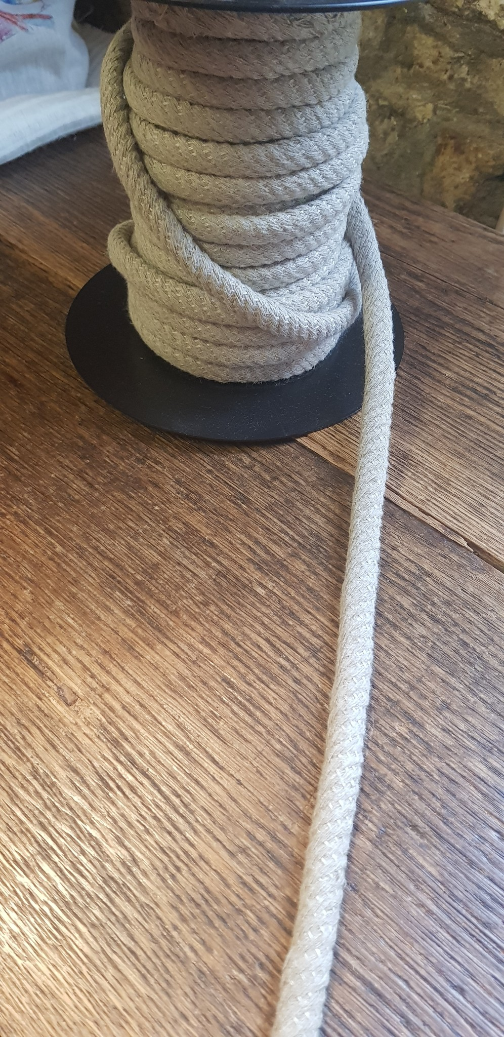 Le grenier du lin Linen rope