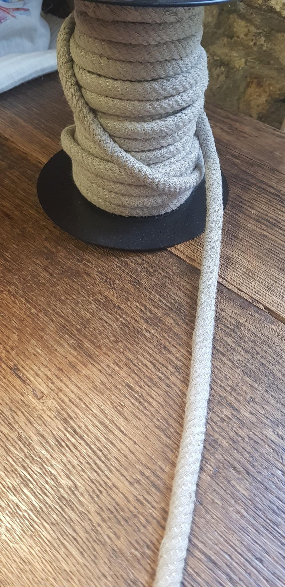Le grenier du lin corde pur lin