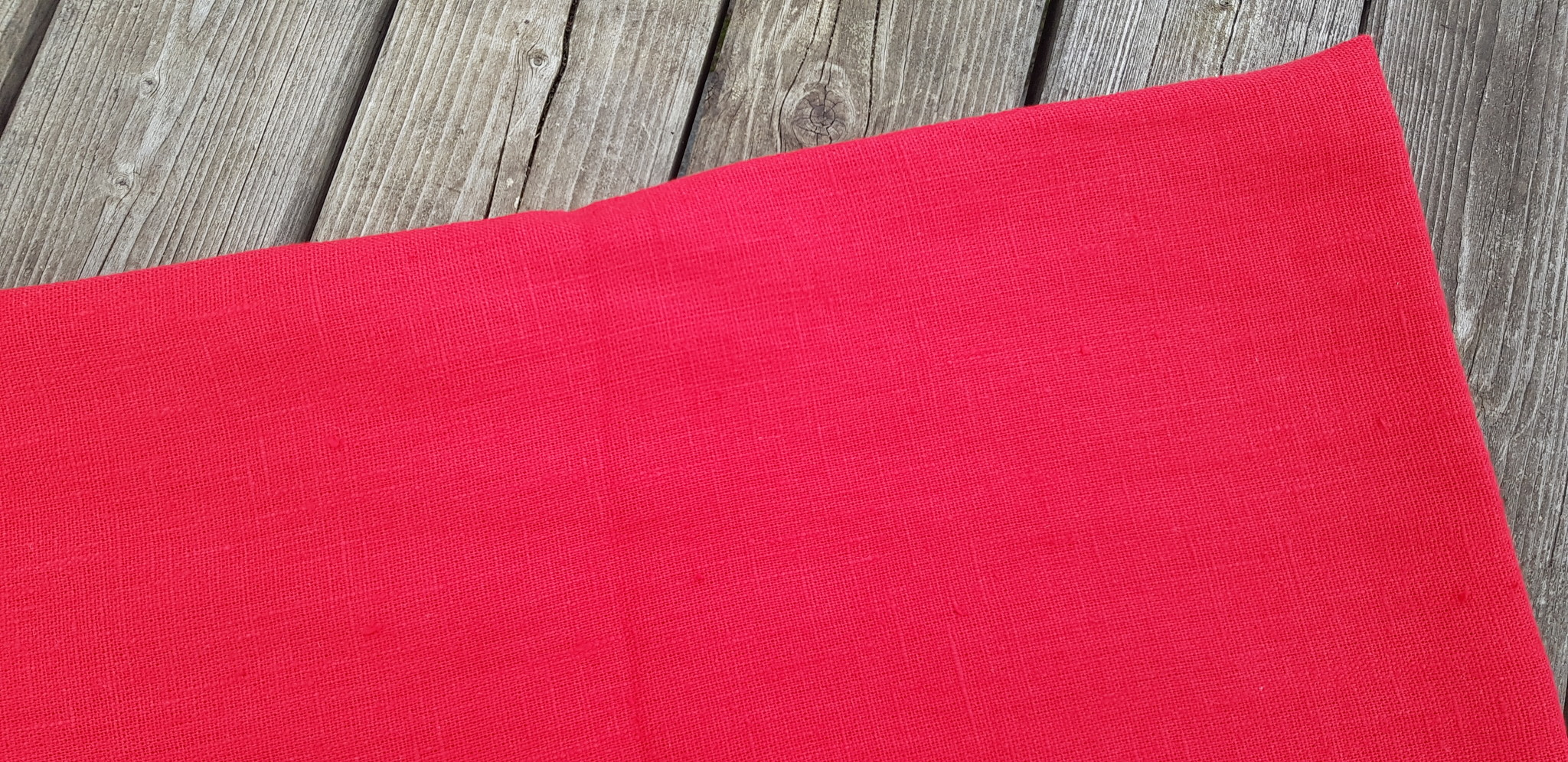 Le grenier du lin washed linen fabric
