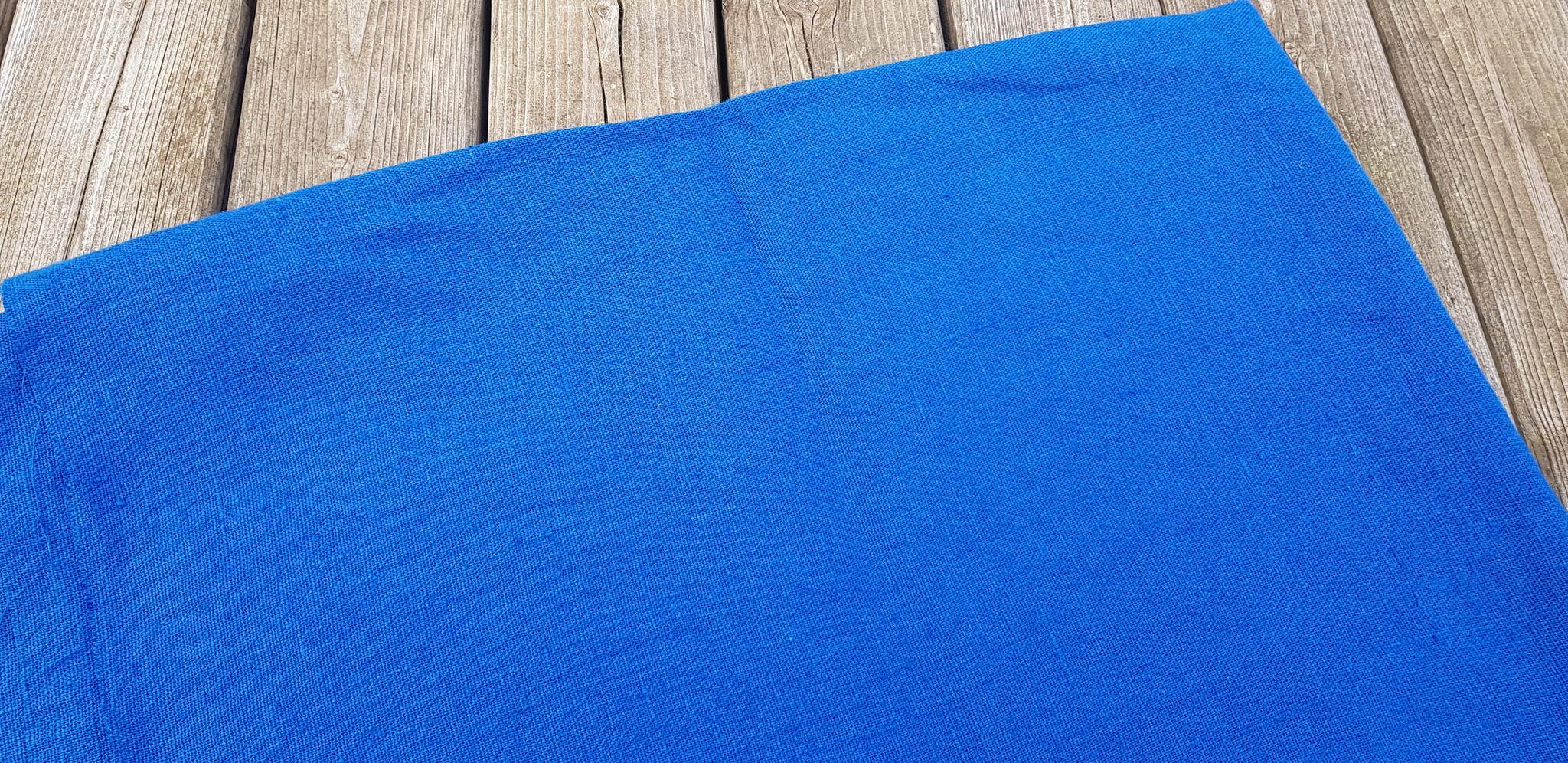 Le grenier du lin washed linen fabric