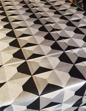 Le grenier du lin Table cloth origami