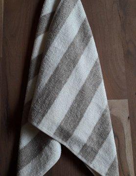 Le grenier du lin bath towel 45 x 90