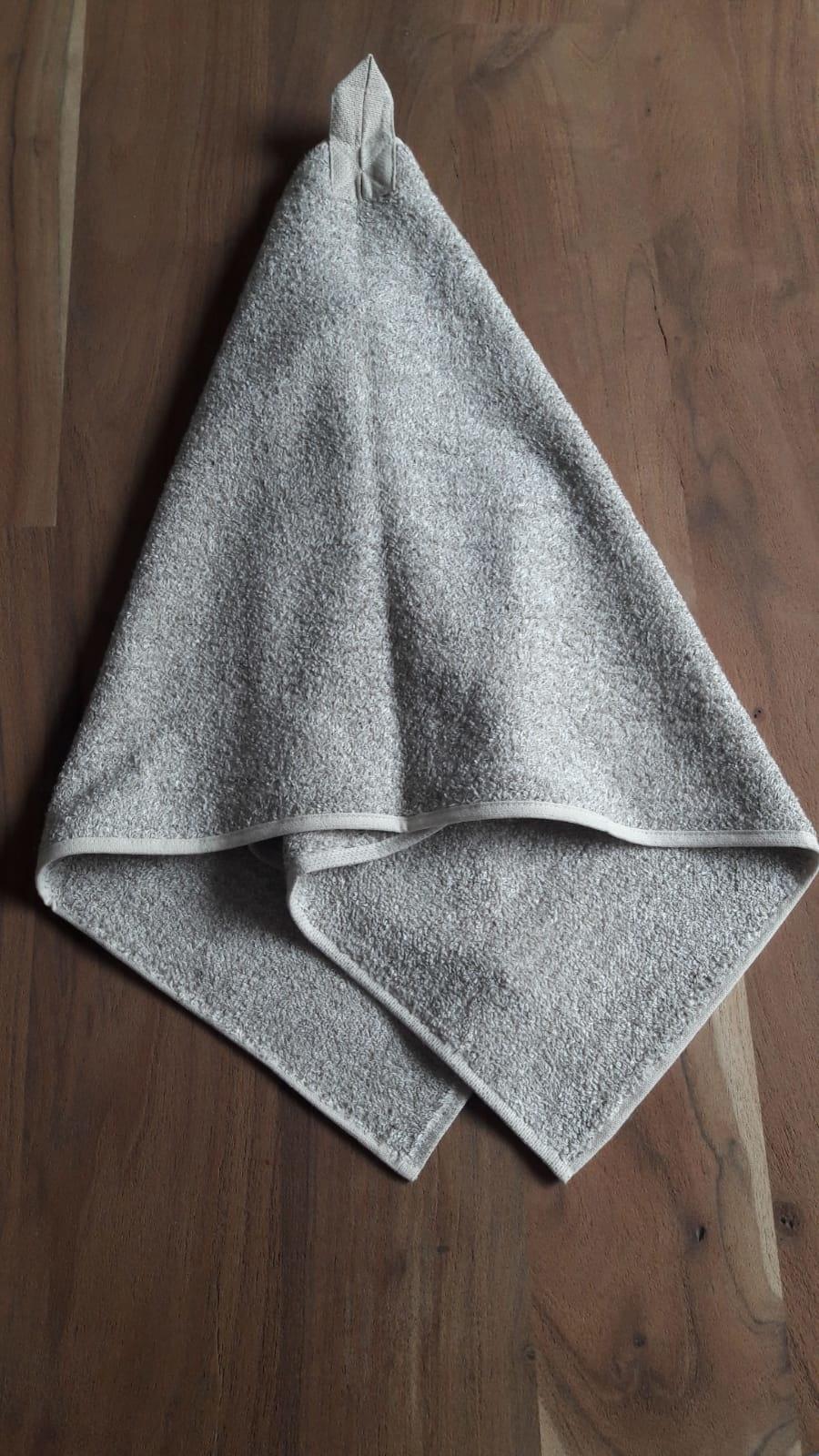 Le grenier du lin serviette de bain 45 x 90