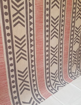 """tribal"" fabric"