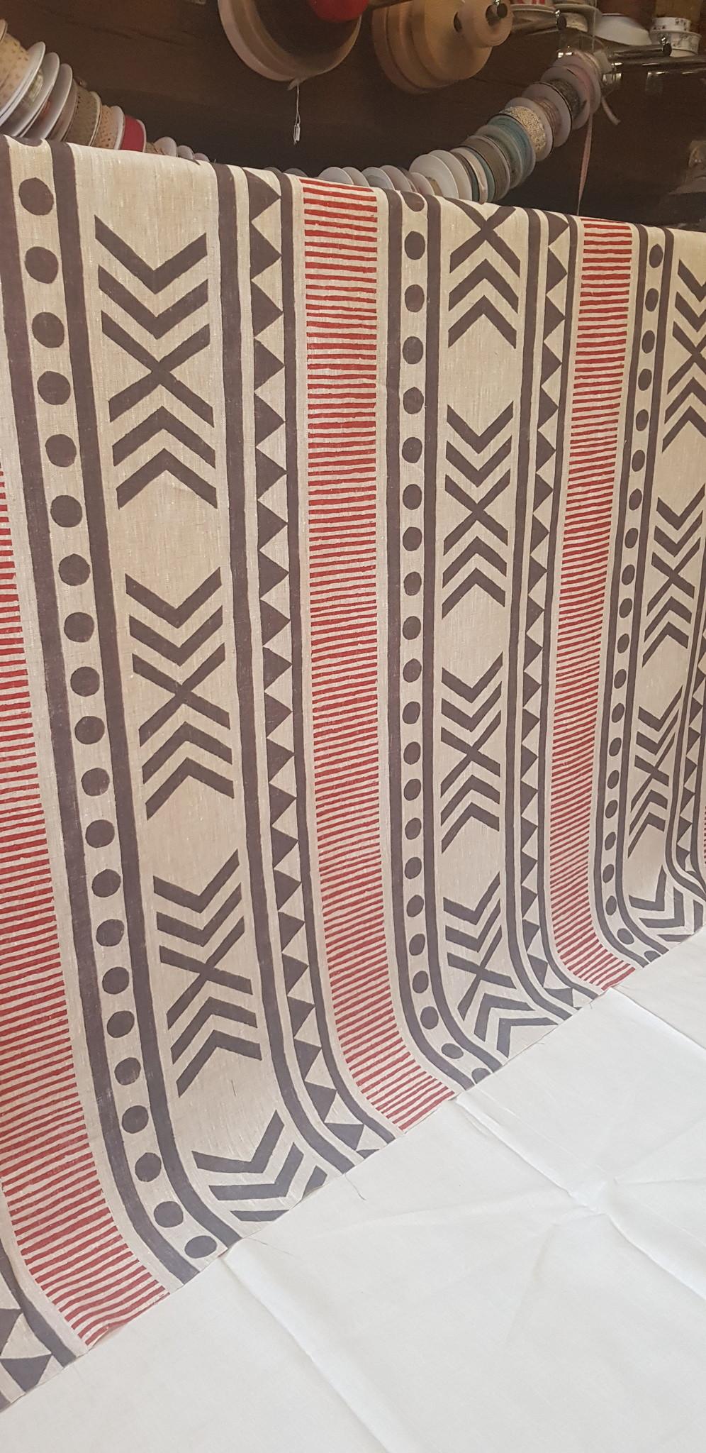 """tribal"" fabric"