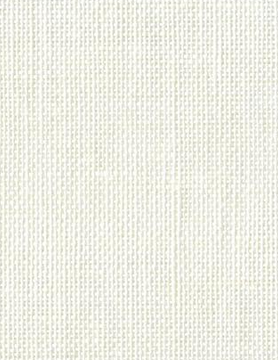 """embroidery linen 12 wires """"white """""""