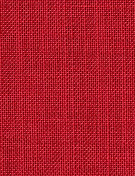 "embroidery linen  12 wires ""  cherry red """