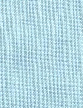 "borduurlinnen  12 draden "" hemelblauw """
