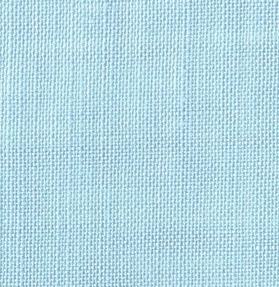 """embroidery linen 12 wires """" sky blue"""""""