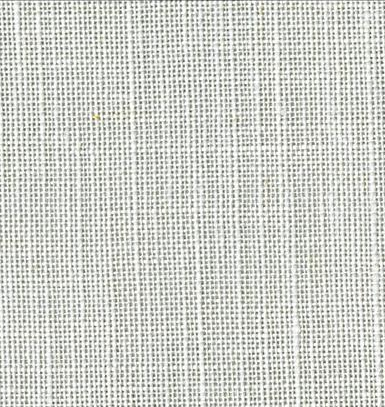 "embroidery linen  12 wires ""light grey """